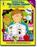 File Folder Games Book Skill-Building: Grade 1 [並行輸入品]