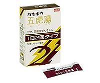 【第2類医薬品】「クラシエ」漢方五虎湯エキス顆粒SII 10包 ×4