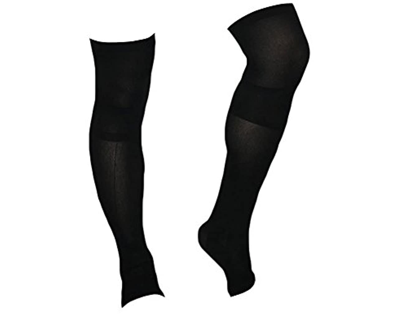 しゃがむ他に着圧ソックス スパルタックス メンズ 加圧 ソックス 靴下 男性用 (ひざ上丈)