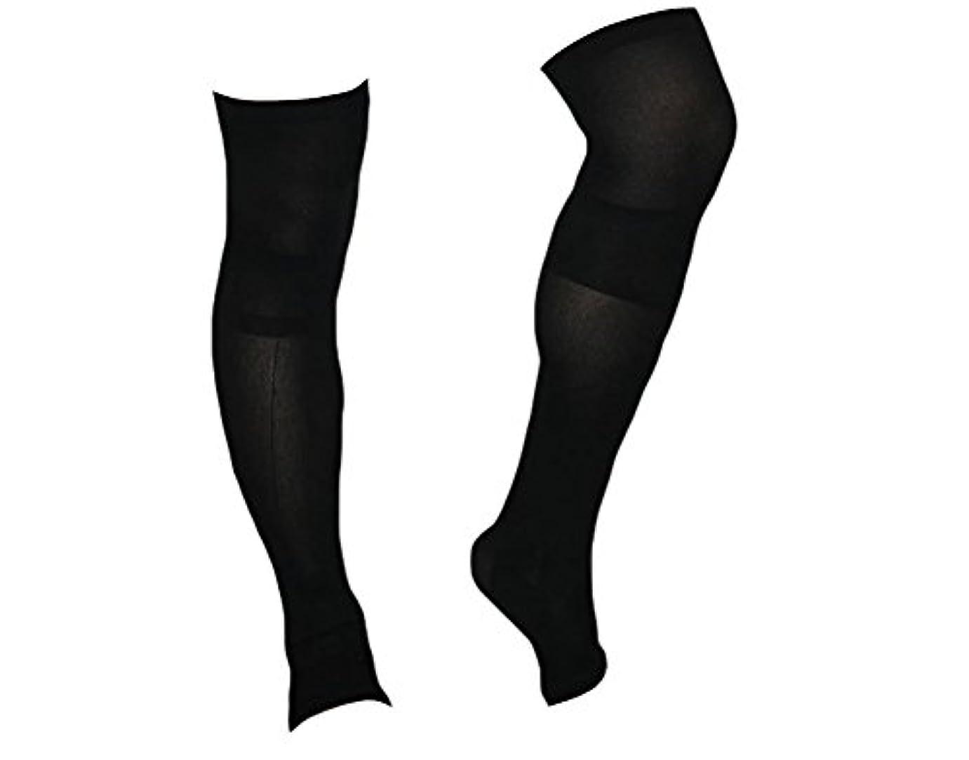 別にケーブルスカウト着圧ソックス スパルタックス メンズ 加圧 ソックス 靴下 男性用 (ひざ上丈)