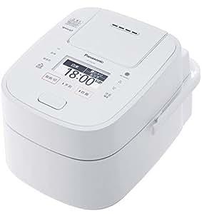 パナソニック 炊飯器 5.5合 圧力IH式 Wおどり炊き ホワイト SR-VSX108-W