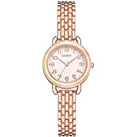 Women's Dress Watch Wrist Watch Quartz Silver/Rose Gold New Design Casual Watch Analog Casual Fashion - Silver/Black Rose Gold Rose Gold/White One Year Battery Life