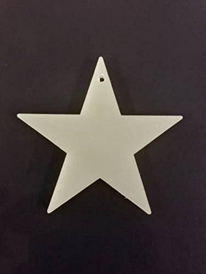 感謝する品揃えテンションGRASSE TOKYO AROMATICWAXチャーム「スター」(WH) スイートマジョラム アロマティックワックス グラーストウキョウ