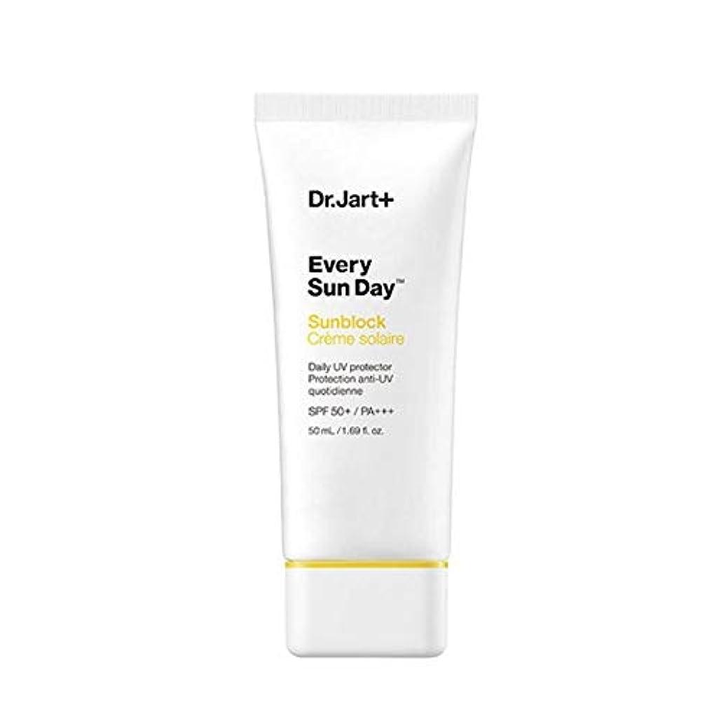 指導するレーザとドクタージャルトゥエブリサンデーサンブロック50mlサンクリーム韓国コスメ、Dr.Jart Every Sun Day Sun Block 50ml Sun Cream Korean Cosmetics [並行輸入品]