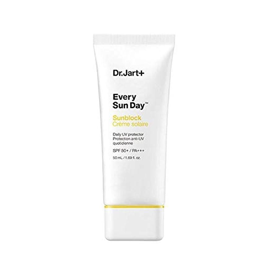 お金ゴム契約革命的ドクタージャルトゥエブリサンデーサンブロック50mlサンクリーム韓国コスメ、Dr.Jart Every Sun Day Sun Block 50ml Sun Cream Korean Cosmetics [並行輸入品]