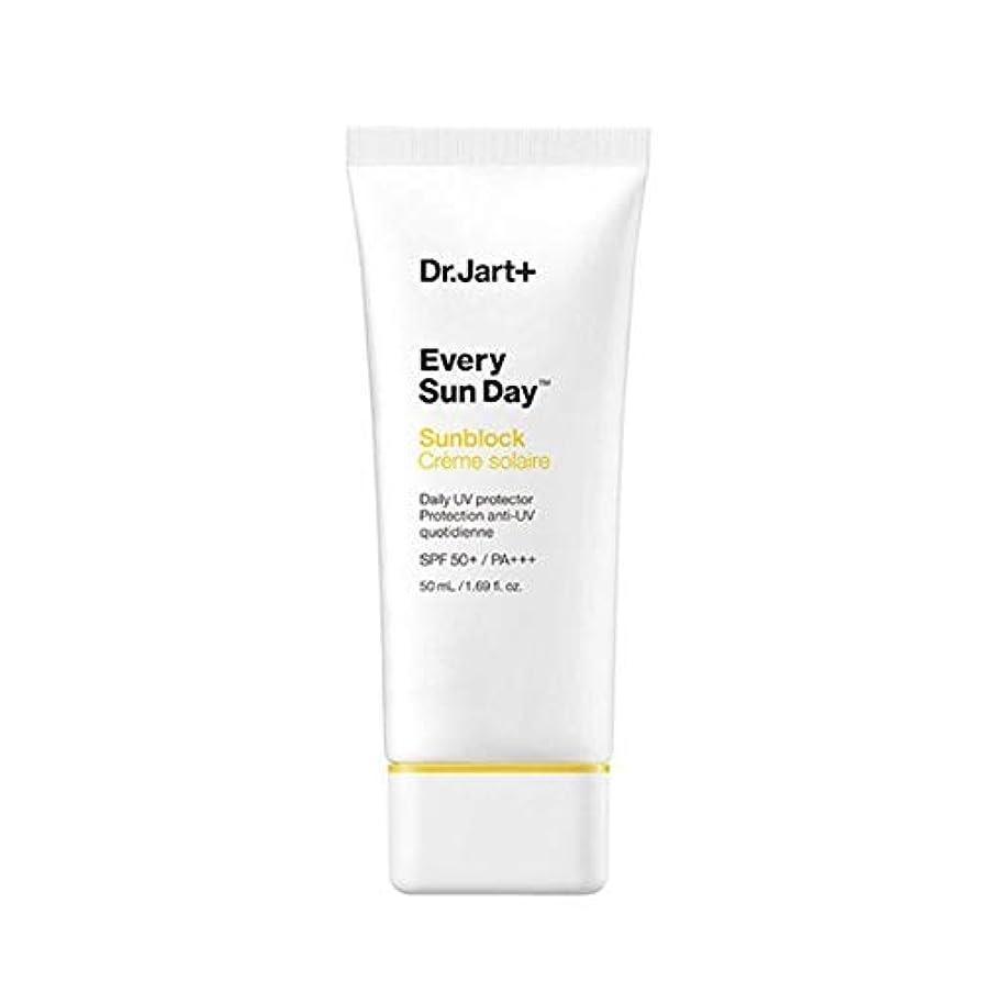 ぬいぐるみ聴覚障害者相談するドクタージャルトゥエブリサンデーサンブロック50mlサンクリーム韓国コスメ、Dr.Jart Every Sun Day Sun Block 50ml Sun Cream Korean Cosmetics [並行輸入品]