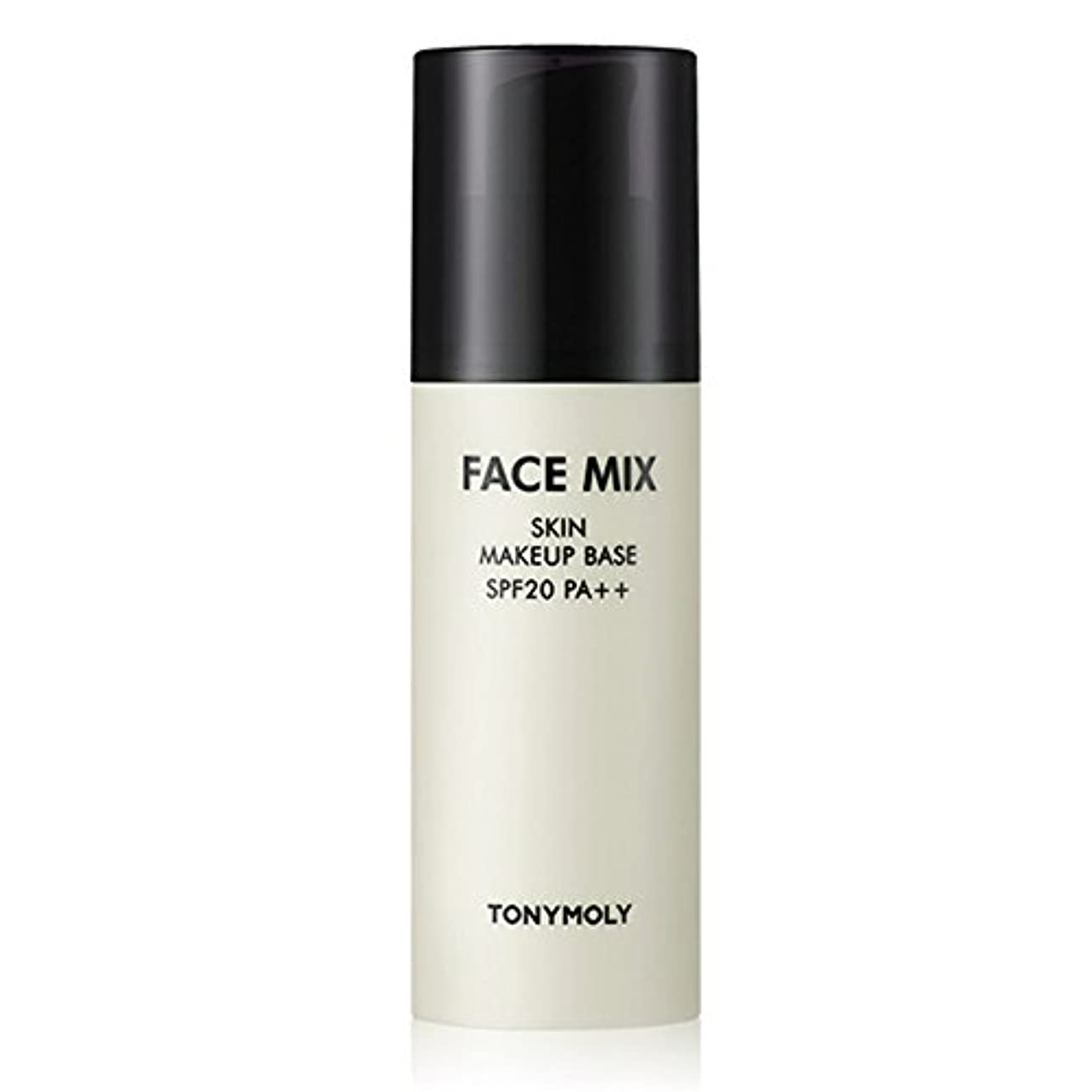 前方へ鎖鹿TONYMOLY FACE MIX SKIN MAKEUP BASE 02 MIX LAVENDER SPF20 PA+++ 30g
