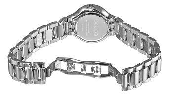 エベル Ebel Women's 9003N18/691050 Beluga Silver Diamond Dial Watch 女性 レディース 腕時計 【並行輸入品】