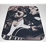 GEORGE MICHAEL Faith Era COMPUTER MOUSE PAD Wham