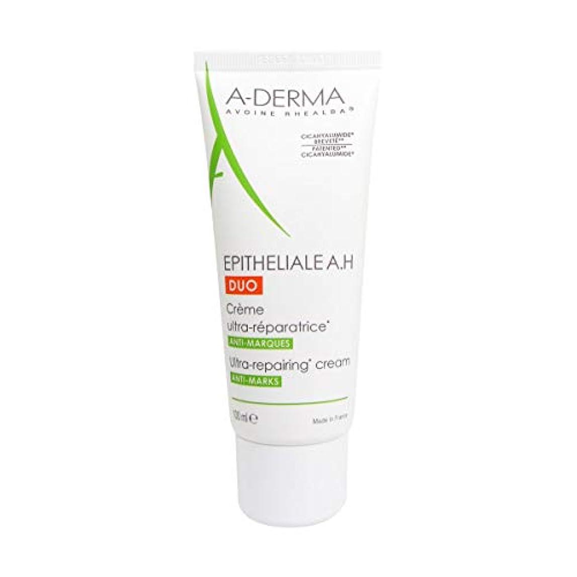 タフ宿題ねじれA-derma Epitheliale A.h. Duo Ultra-repairing Cream 100ml [並行輸入品]
