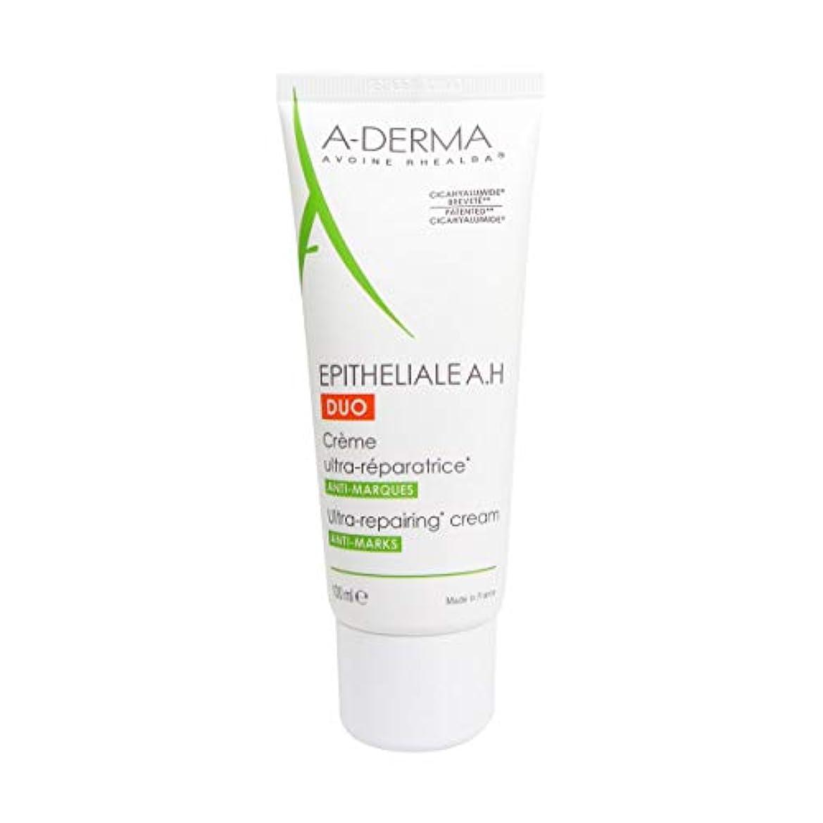 ぬいぐるみ包括的においA-derma Epitheliale A.h. Duo Ultra-repairing Cream 100ml [並行輸入品]