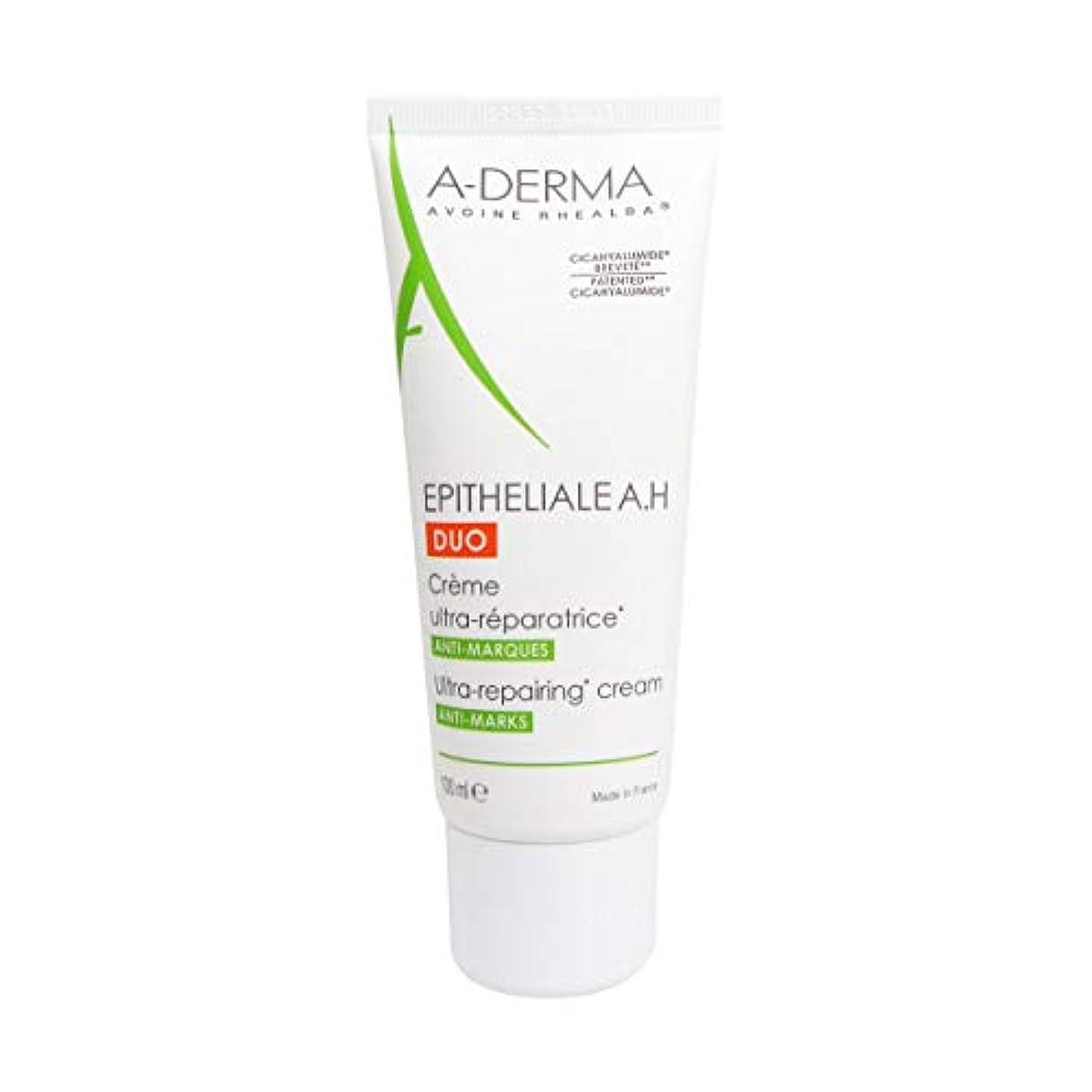 前投薬透明につばA-derma Epitheliale A.h. Duo Ultra-repairing Cream 100ml [並行輸入品]