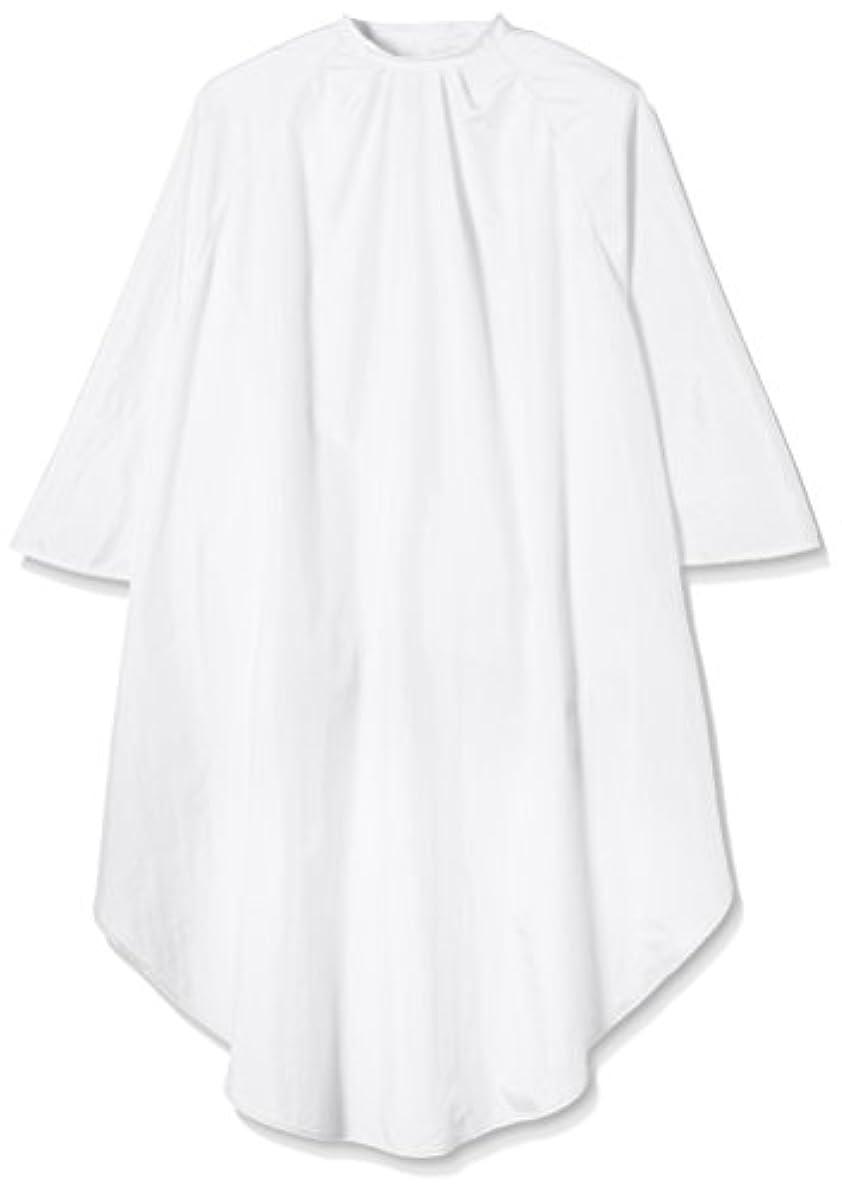 だらしない徴収旅行代理店TBG 袖付きカットクロスATD ホワイト