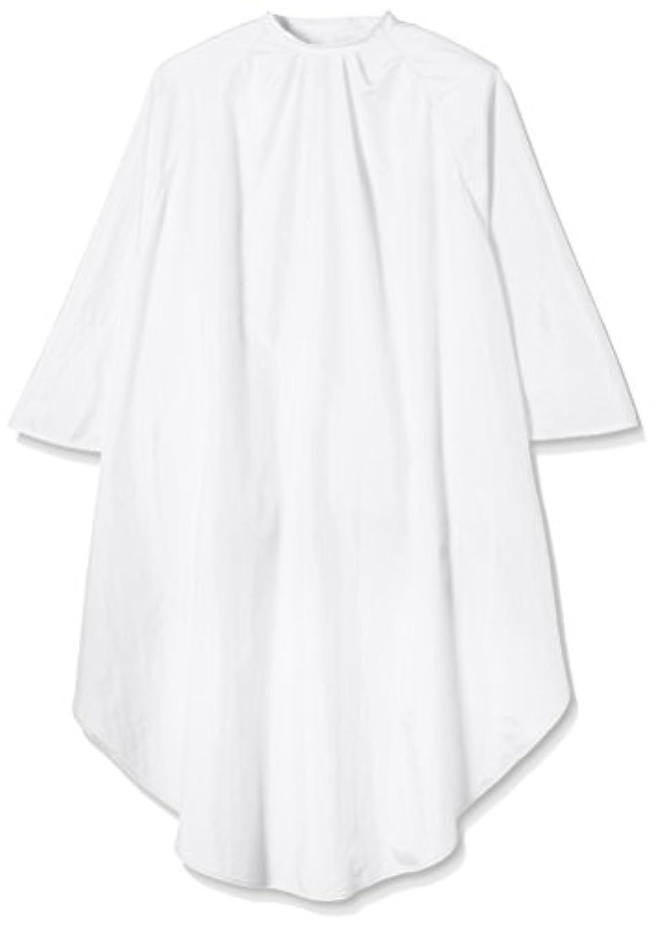 チャネルほかにディレイTBG 袖付きカットクロスATD ホワイト