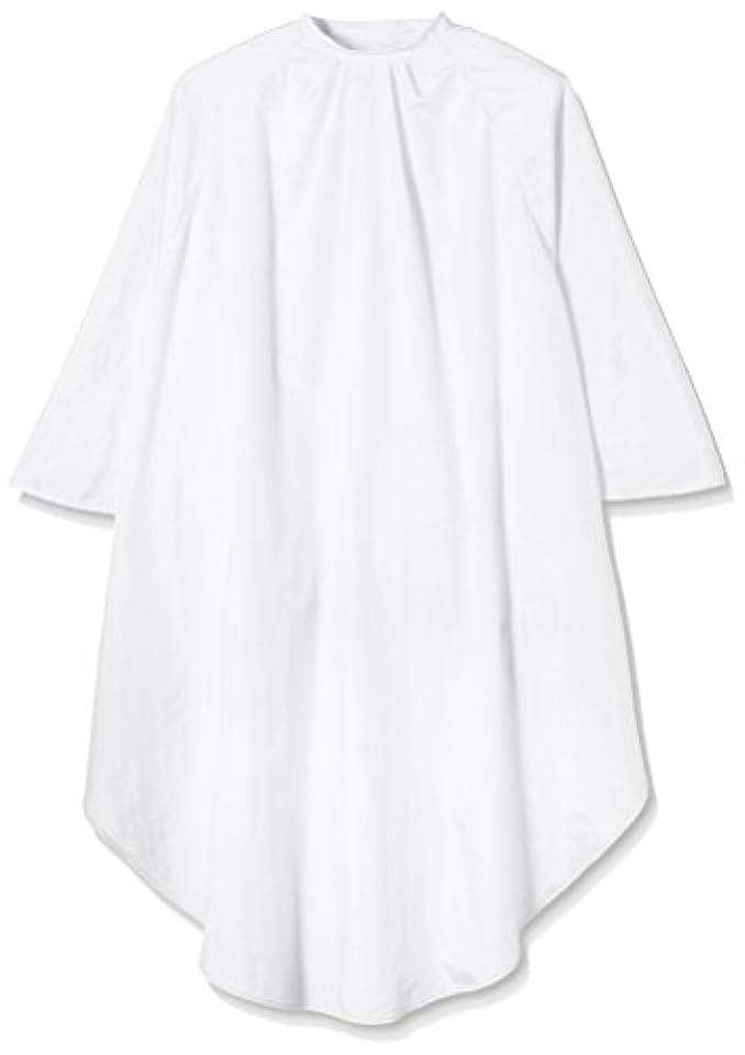 シャーロットブロンテ皮肉助言TBG 袖付きカットクロスATD ホワイト