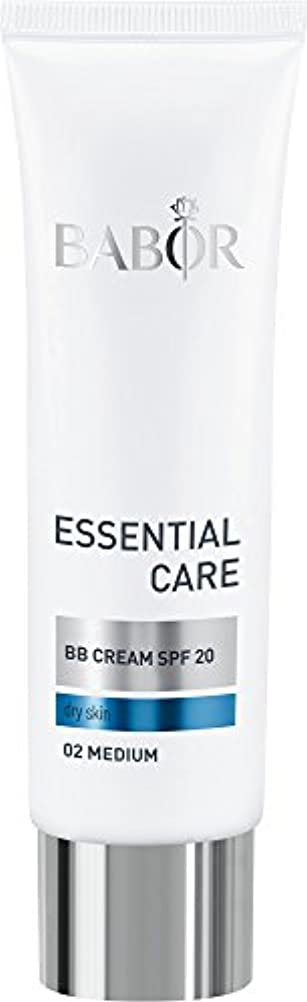 墓地自発はちみつバボール Essential Care BB Cream SPF 20 (For Dry Skin) - # 02 Medium 50ml/1.7oz並行輸入品