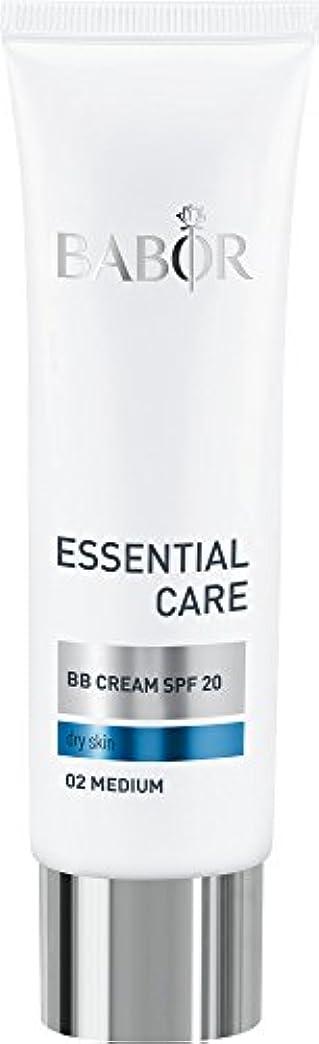 キャリアフィッティングマーカーバボール Essential Care BB Cream SPF 20 (For Dry Skin) - # 02 Medium 50ml/1.7oz並行輸入品