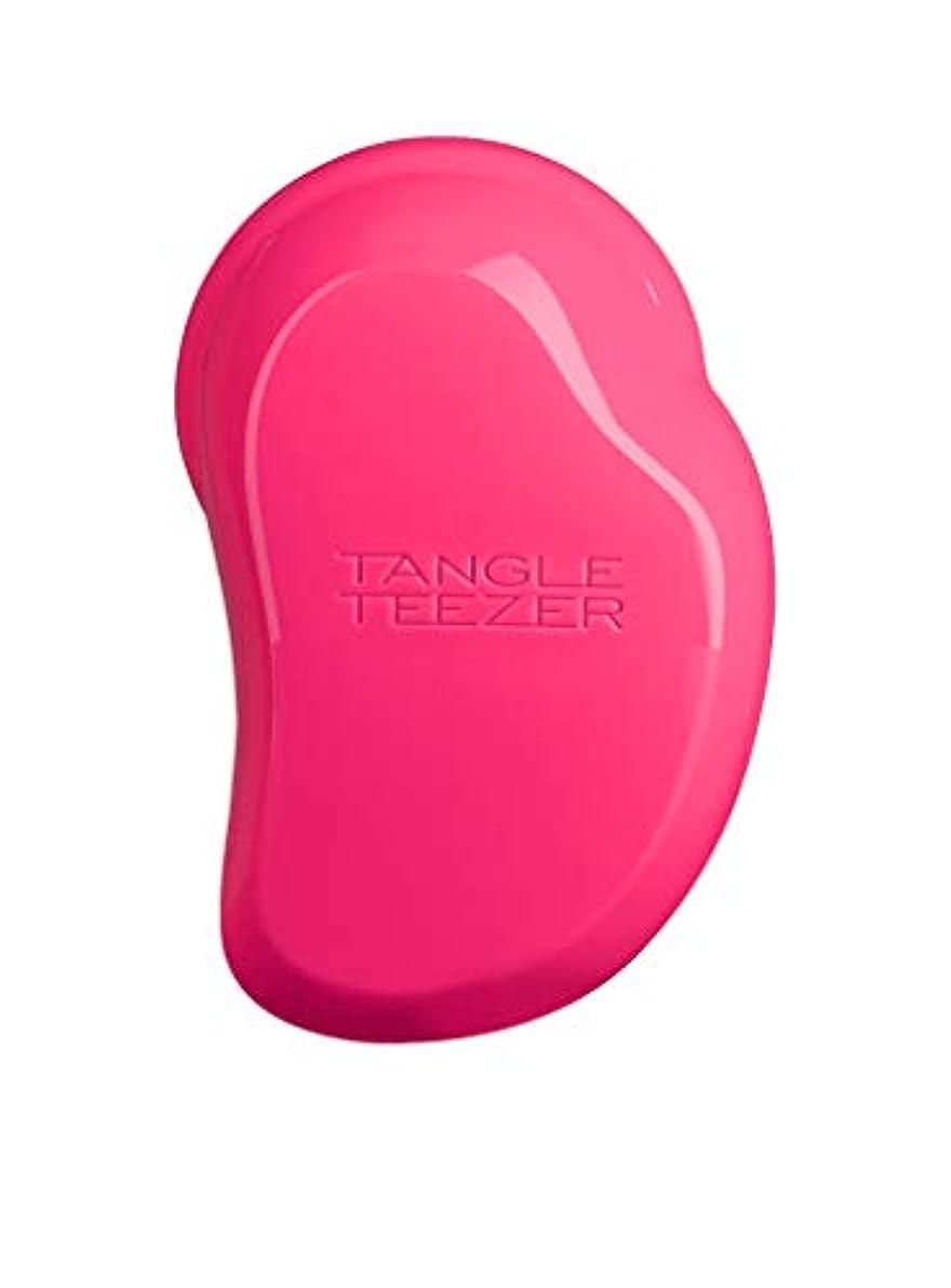 思いやりコンピューターにじみ出るタングルティーザー オリジナル ピンクフィズ ヘアケアブラシ タングルティーザー TANGLE TEEZER