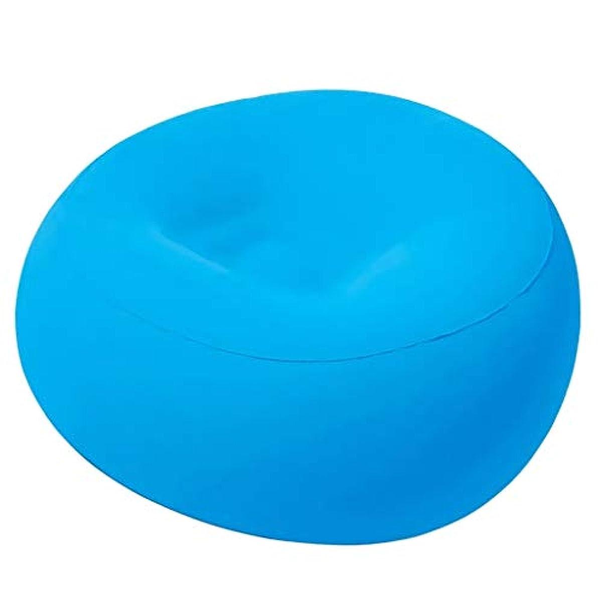 散るブルジョンマイルToygogo 膨脹させる浜のラウンジャーのソファーの枕クッションの椅子の空気ベッドのソファ