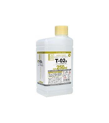 ガイアノーツ T-02s アクリル系溶剤 中