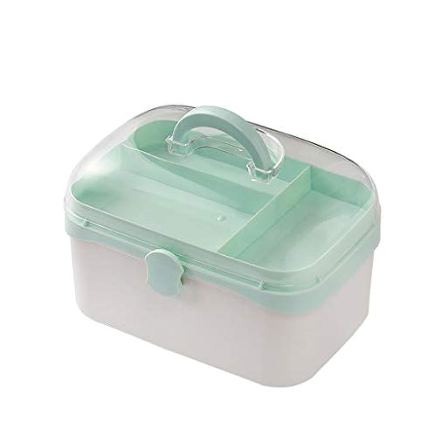 自己取り出す失速NYDZDM 家庭用救急箱、内側キャビネット収納ボックス、コンパートメント付き医療ボックス (Size : S)