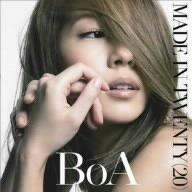 BoA「no more make me sick」のCDジャケット