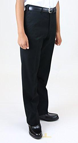 学生冬ズボン 標準型ノータック/ワンタック仕様(ポリエステル100%)メーカー直販 学生応援品 (76, ワンタック)
