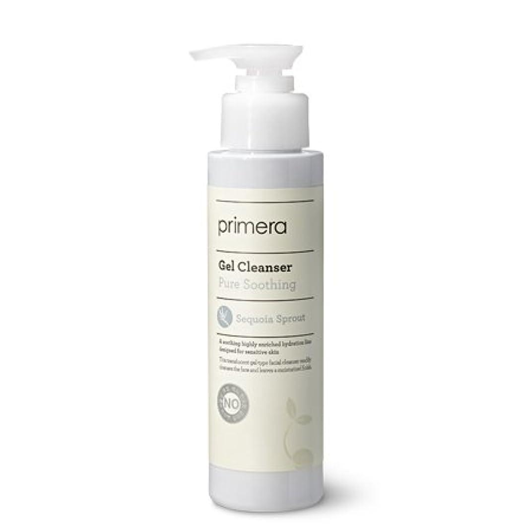 クマノミ熱帯の無効にするPRIMERA プリメラ ピュア スーディング ジェル クレンザー(Pure Soothing Gel Cleanser)100ml