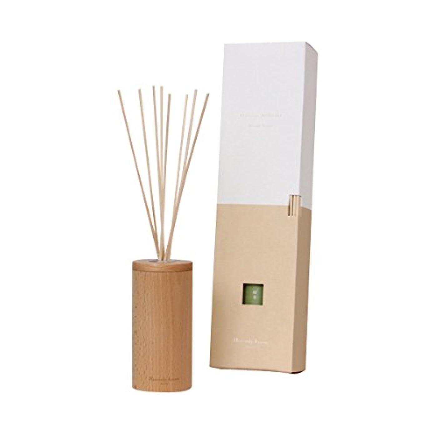 投票雰囲気設計インテリアディフューザーウッドタイプ 緑茶 100ml