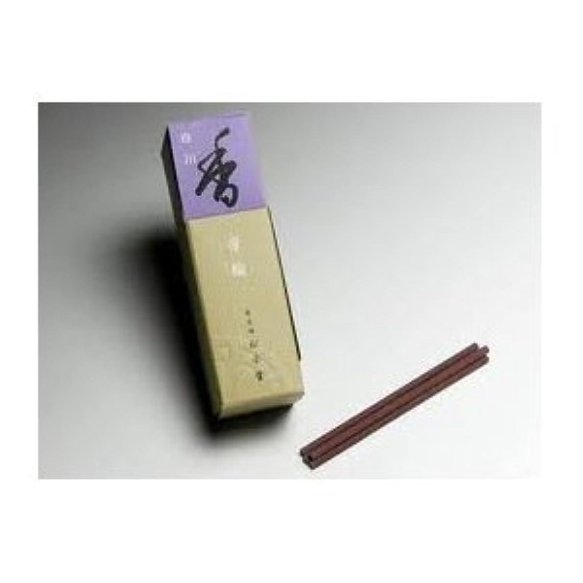切る原油織る松栄堂 芳輪 白川 スティック型 20本入