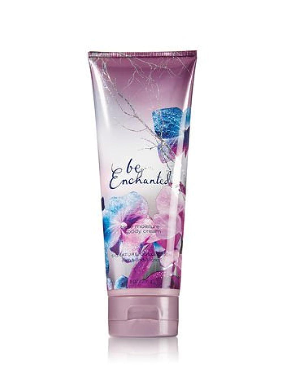 重要な雄弁穴Bath & Body Works バスアンドボディワークス ボディクリーム 並行輸入 (Be Enchanted)