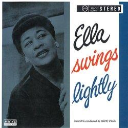 エラ・スウィングズ・ライトリ- +3 (ELLA SWINGS LIGHTLY) (MEG-CD)