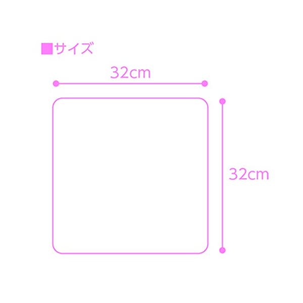 ダッコ dacco ガーゼハンカチ 32cm×...の紹介画像4
