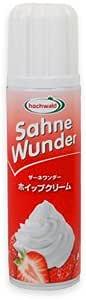 ザーネワンダー・ホイップクリーム 250ml