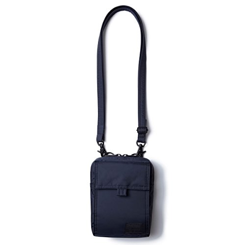(ヘッド・ポーター) HEADPORTER MASTER NAVY WALLET POUCH NAVY
