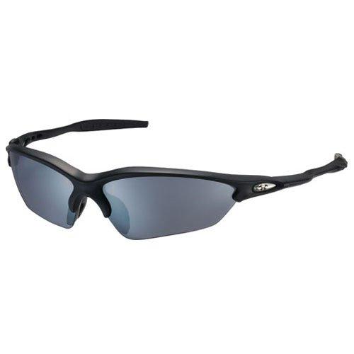 OGK KABUTO(オージーケーカブト) ビナートX [マットブラック] 3カラーレンズセット サイクルスポーツアイウ...
