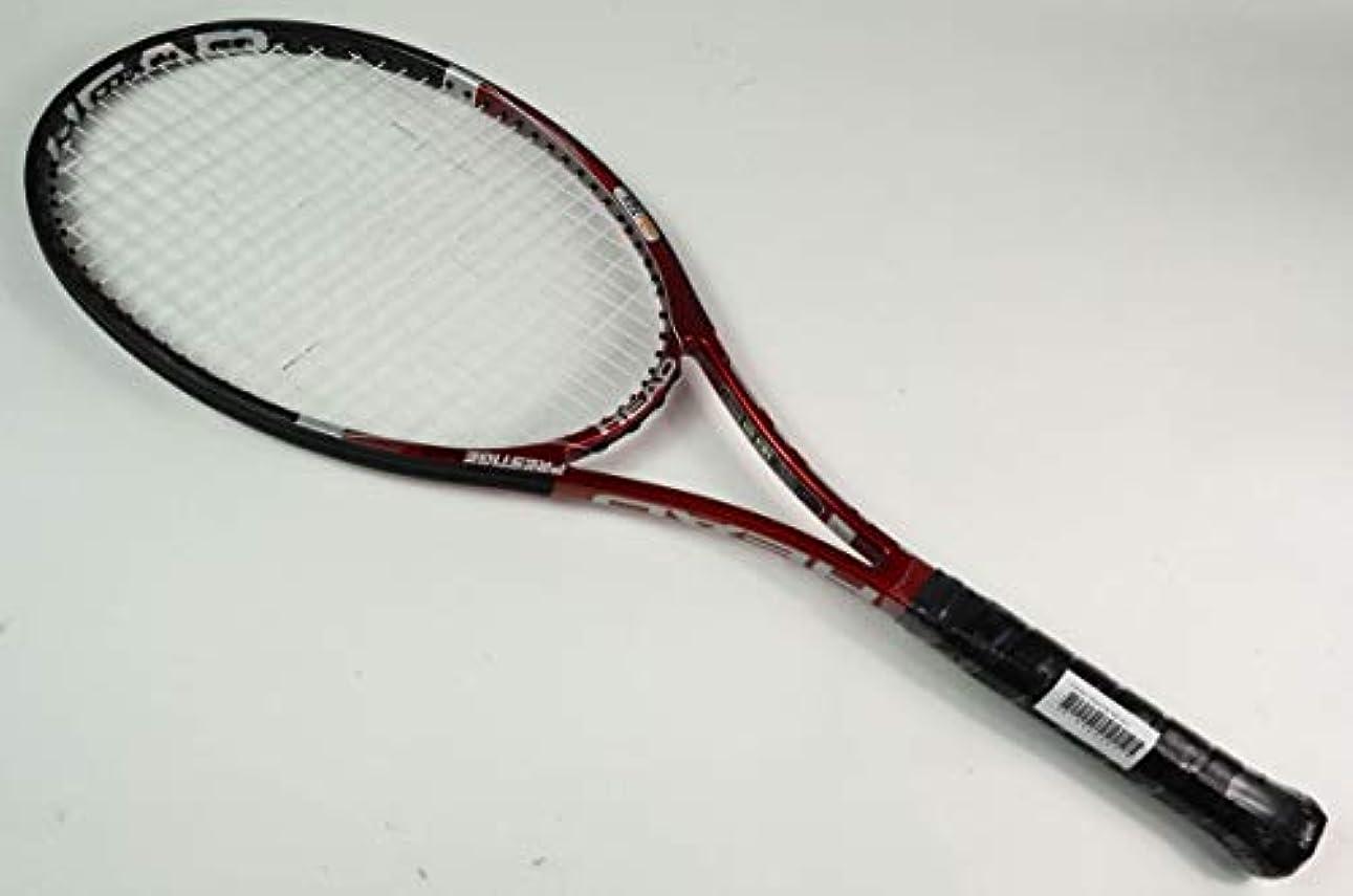 包囲縁顕微鏡【中古 テニスラケット】 ヘッド ユーテック プレステージ MID 2010年モデル (HEAD YOUTEK PRESTIGE MID 2010)(グリップサイズ:G3)