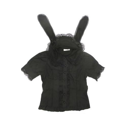 (エーシーディーシーラグ)ACDCRAG NEWウサピョンシャツ (黒)