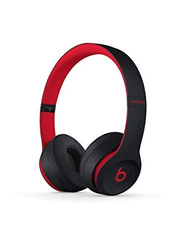 Beats Solo3 Wireless ワイヤレスヘッドホン - The Beats Decade Collection - レジスタンス・ブラックレッド