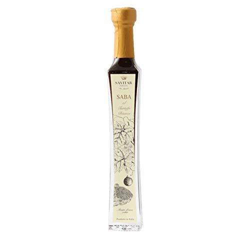 白トリュフSABASaba al Tartufo Bianco40ml(トスカーナ州産白トリュフ) (40ml)