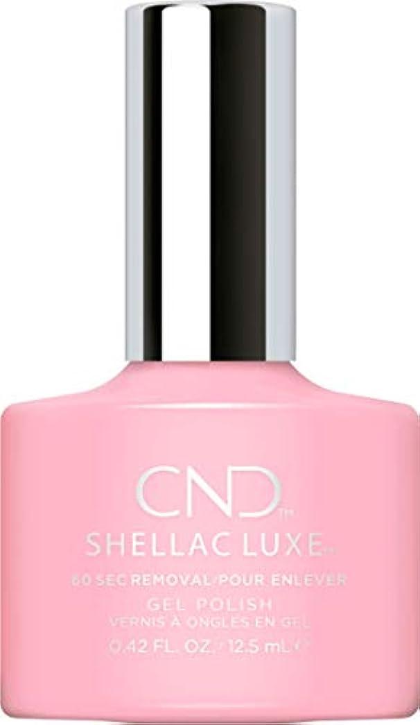 非常に怒っています主張モンクCND Shellac Luxe - Be Demure - 12.5 ml / 0.42 oz