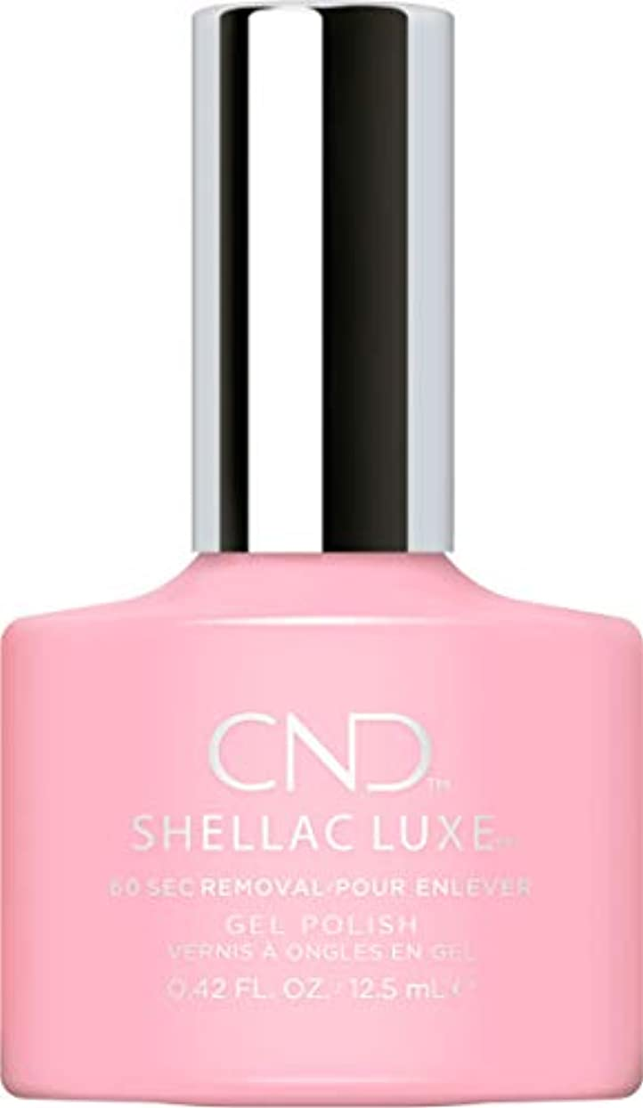 つなぐ薬を飲む産地CND Shellac Luxe - Be Demure - 12.5 ml / 0.42 oz