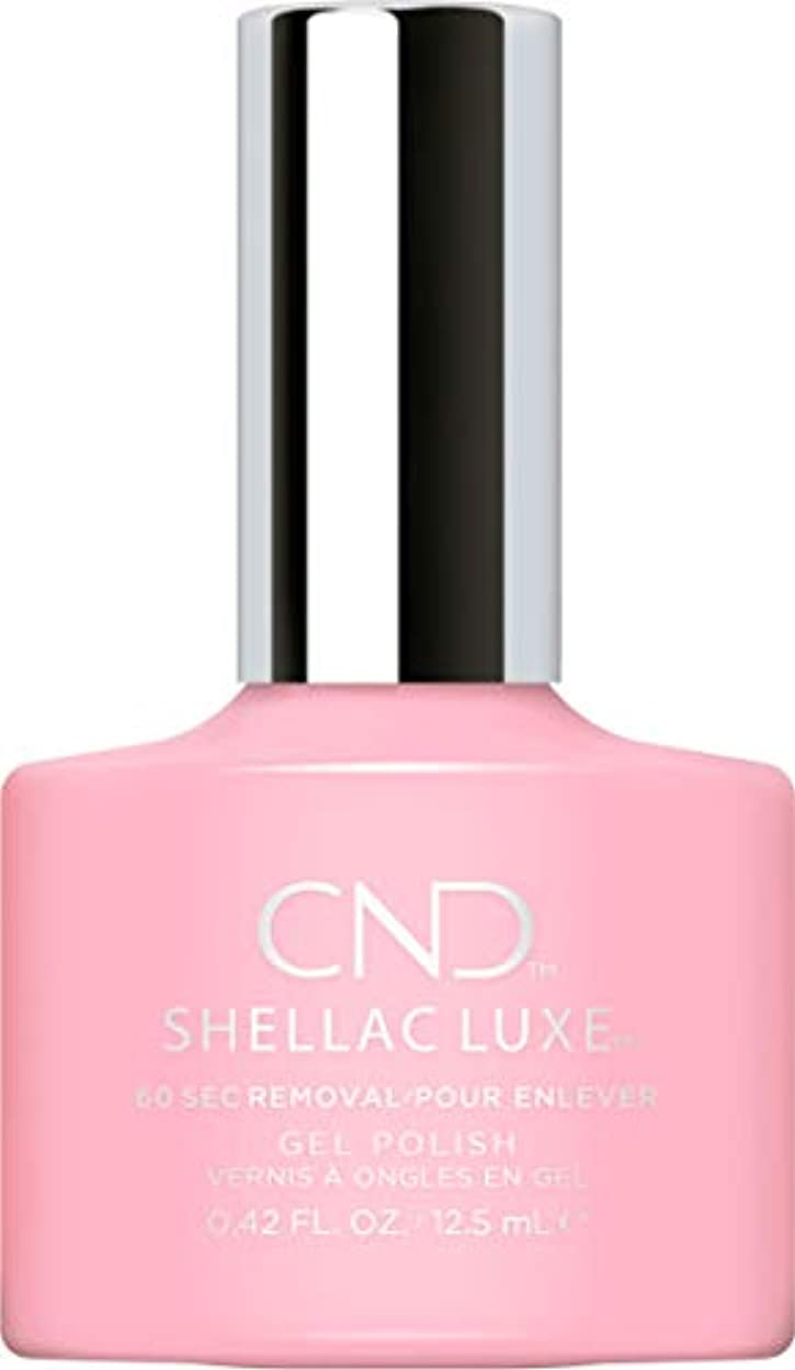 正直祈る奇跡的なCND Shellac Luxe - Be Demure - 12.5 ml / 0.42 oz