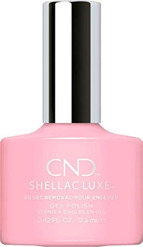 課す順応性マイナスCND Shellac Luxe - Be Demure - 12.5 ml / 0.42 oz