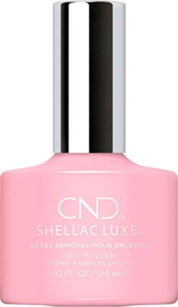 資格反対信じられないCND Shellac Luxe - Be Demure - 12.5 ml / 0.42 oz