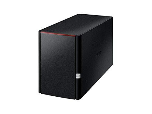 BUFFALO NAS スマホ/タブレット/PC対応 ネットワークHDD 4TB LS220D0402G 【データを守るRAID1対応モデル】