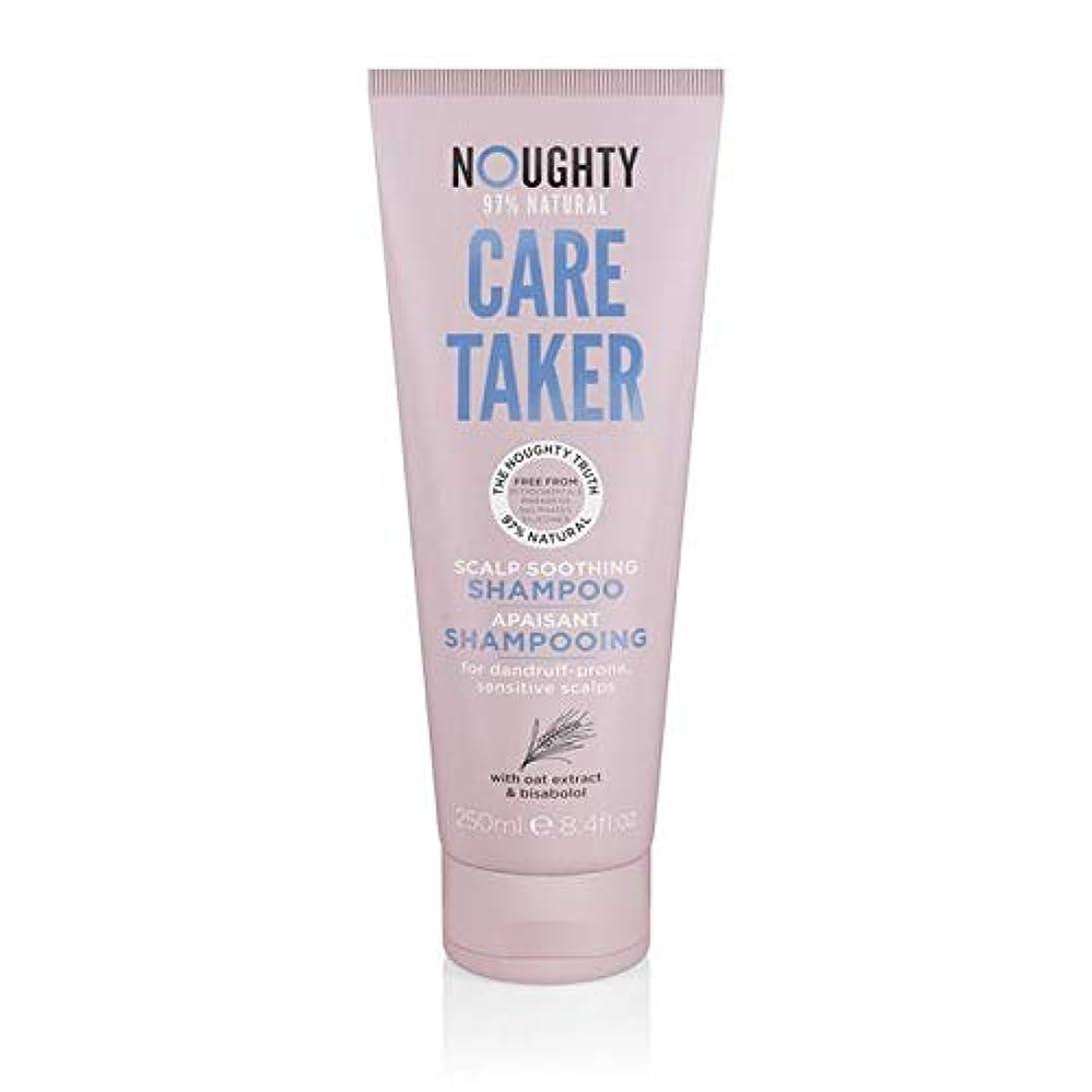 有彩色のアテンダント翻訳する[Noughty] Noughtyケアテイカーシャンプー250Ml - Noughty Care Taker Shampoo 250ml [並行輸入品]