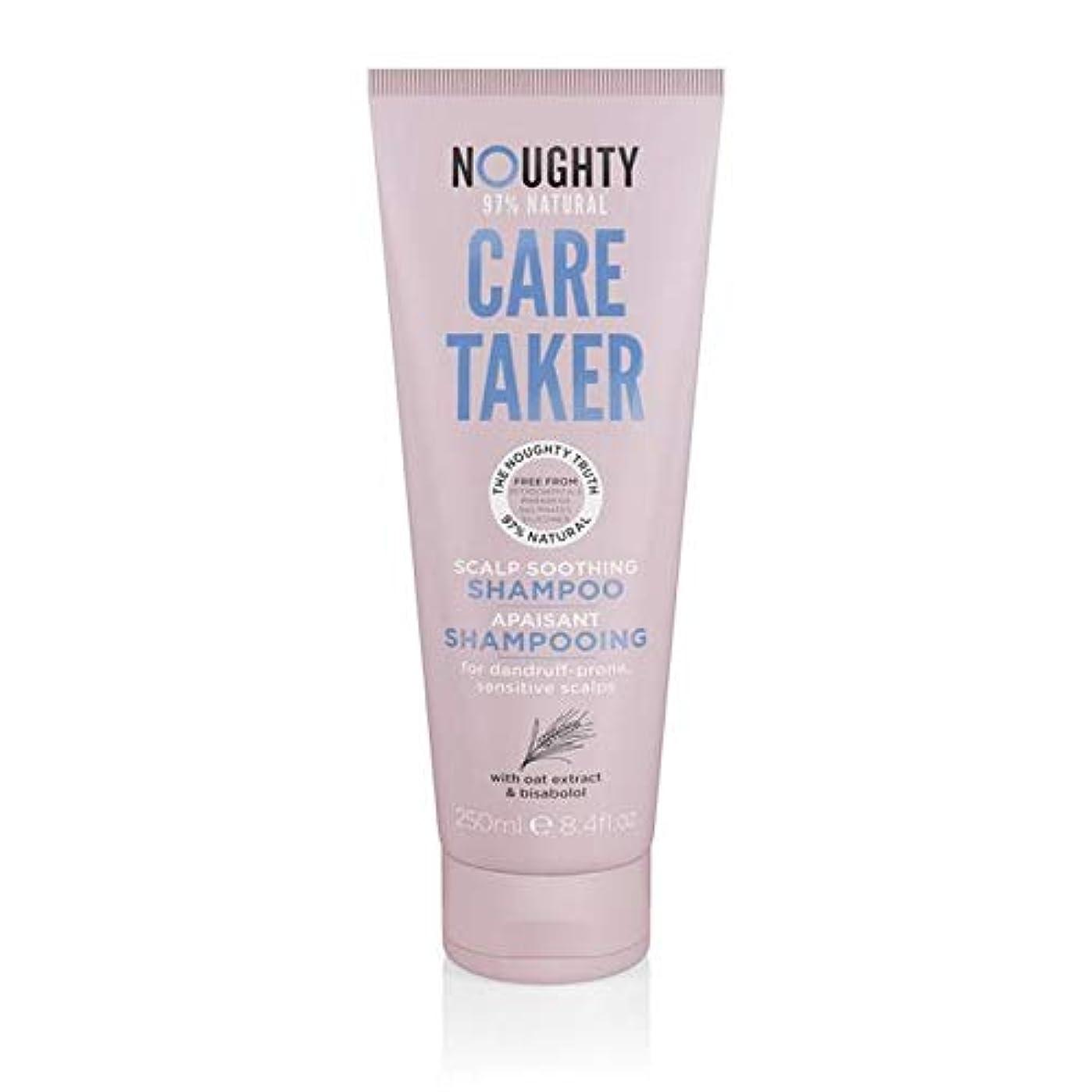 刃夜の動物園もろい[Noughty] Noughtyケアテイカーシャンプー250Ml - Noughty Care Taker Shampoo 250ml [並行輸入品]