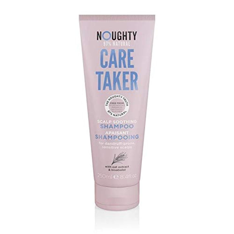 消す振りかけるビル[Noughty] Noughtyケアテイカーシャンプー250Ml - Noughty Care Taker Shampoo 250ml [並行輸入品]