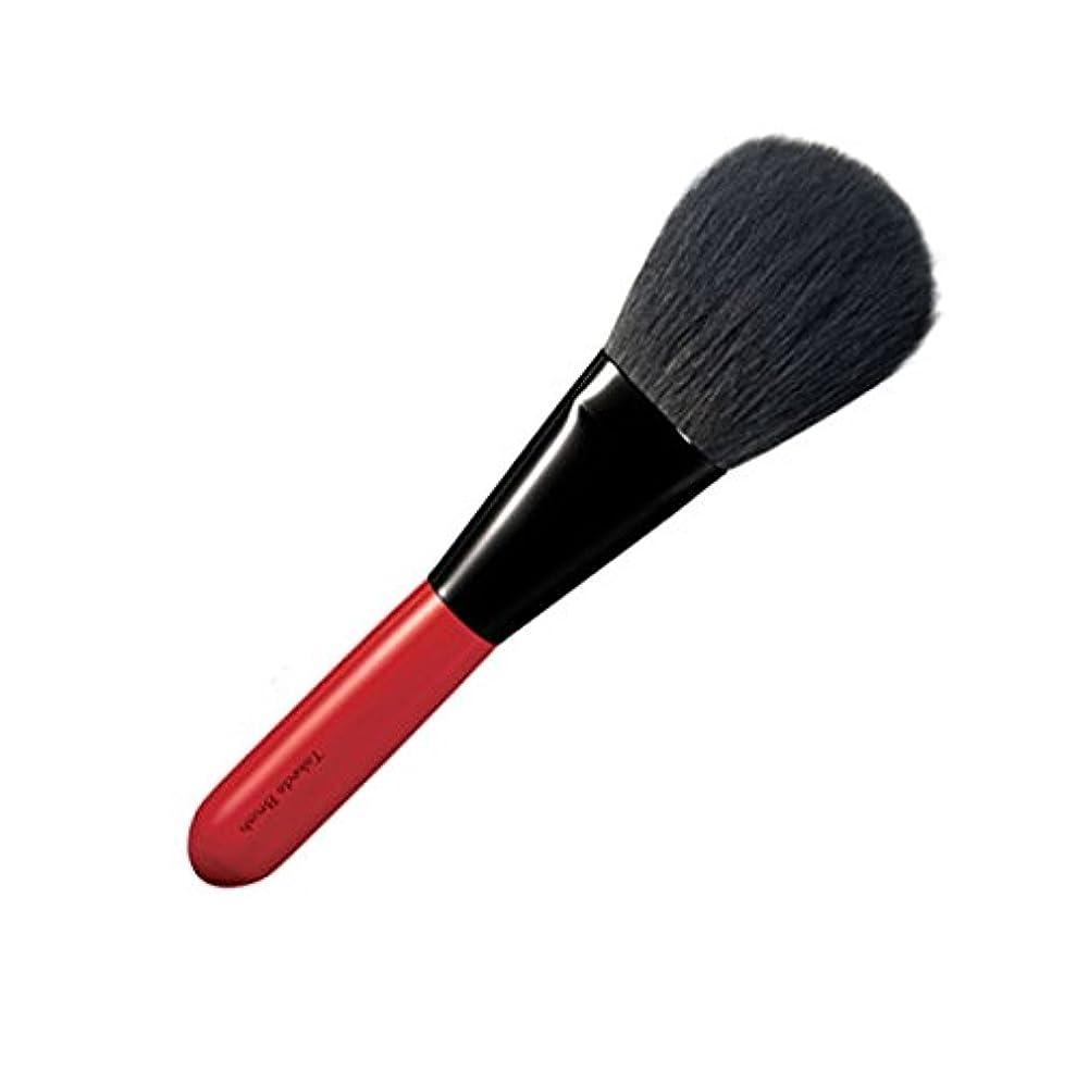 ますます深く定常熊野化粧筆/竹田ブラシ/フェイスブラシWF23SQU